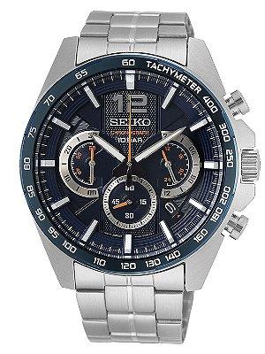 Relógio Seiko cronograph QUARTZ SSB345B1 masculino