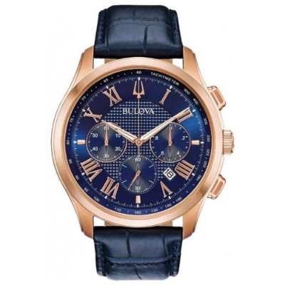 Relógio Bulova Wilton Quartz Masculino 97b170