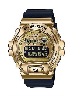 Relogio Casio G-SHOCK GM-6900G-9DR  *EDIÇÃO DE ANIVERSÁRIO 25 ANOS*