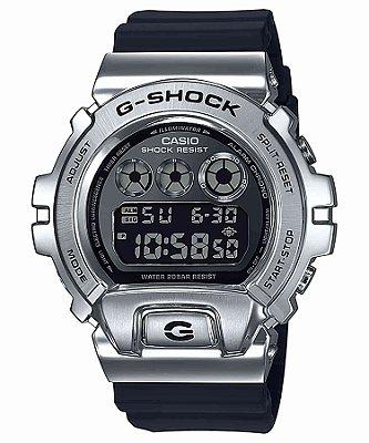 Relogio Casio G-SHOCK GM-6900-1DR  *EDIÇÃO DE ANIVERSÁRIO 25 ANOS*