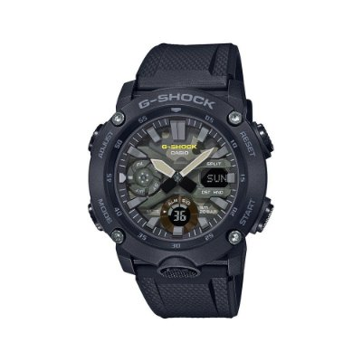Relogio Casio G-SHOCK Carbon Core Guard GA-2000su-1ADR