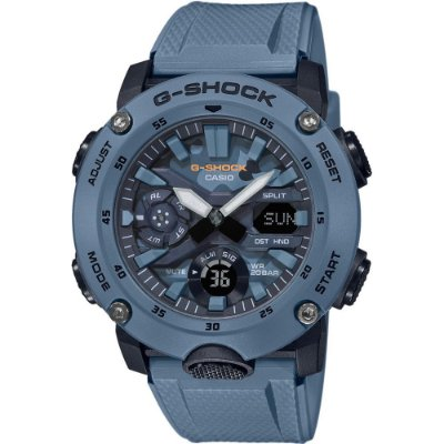 Relogio Casio G-SHOCK Carbon Core Guard GA-2000su-2ADR