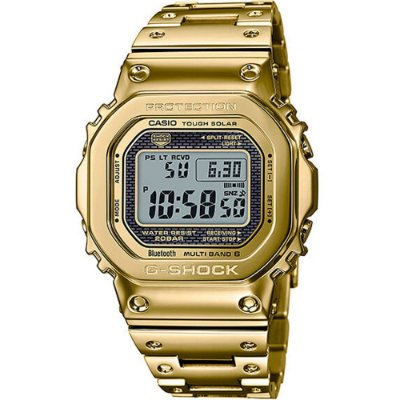 Relogio Casio G-SHOCK GMW-B5000TFG-9DR Tough Solar e Bluetooth *ED. LIMITED 35TH ANNIVERSARY*