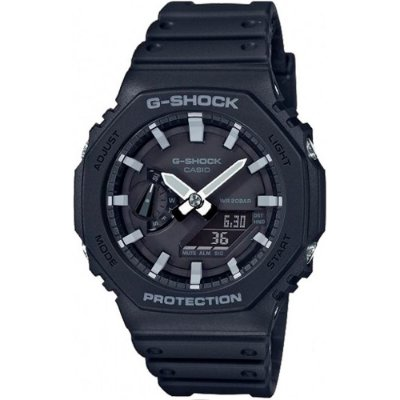 Relogio Casio G-shock Carbon Core Guard Ga-2100-1adr OAK