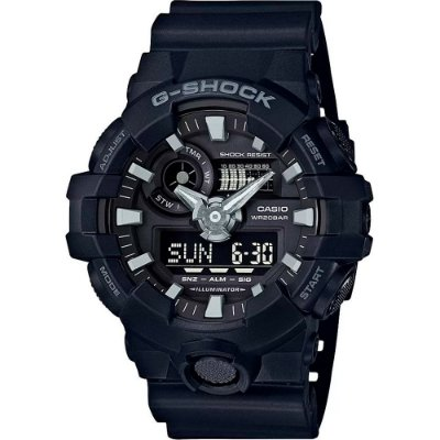 Relogio Casio G-SHOCK GA-700-1BDR