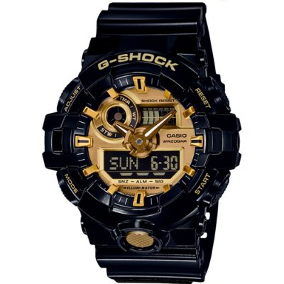 Relogio Casio G-SHOCK GA-710GB-1ADR