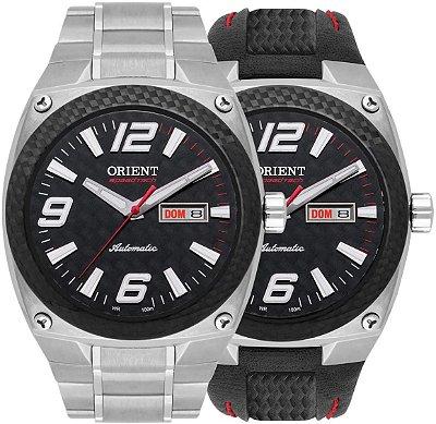 Relogio Orient Automatico 469ft001 masculino Speedtech Titanium Edition Limited