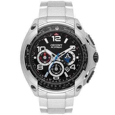 Relogio Orient Mbttc015 masculino Flytech Titanium