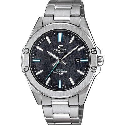 Relógio Casio Masculino Edifice Cronógrafo EFR-S107D-1AVUDF  *SAFIRA*