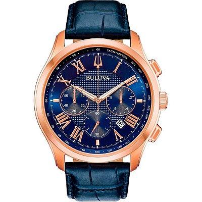Relógio Bulova Classic Quartz Masculino 97b170