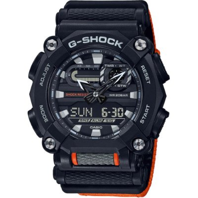 Relogio Casio G-SHOCK GA-900c-1A4DR Heavy Duty
