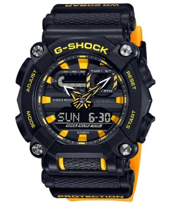 Relogio Casio G-SHOCK GA-900a-1A9DR Heavy Duty