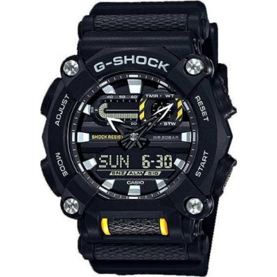 Relogio Casio G-SHOCK GA-900-1ADR Heavy Duty