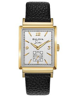 Relógio Bulova Sinatra My Way Quartz 97a158 masculino