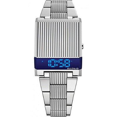 Relógio Bulova Computron Quartz 96c139 Limited Edition