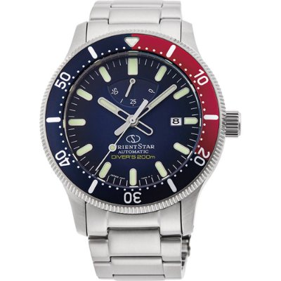 Relogio Orient Star Diver Automático RE-AU0306L00B masculino MADE IN JAPAN