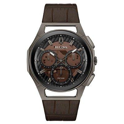 Relógio Bulova Curv Precisionist Masculino 98a231