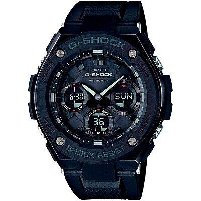 Relogio Casio G-SHOCK G-STEEL SOLAR GST-S100G-1BDR