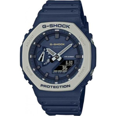 Relogio Casio G-shock Carbon Core Guard OAK Ga-2110ET-2ADR Earth Tone Color