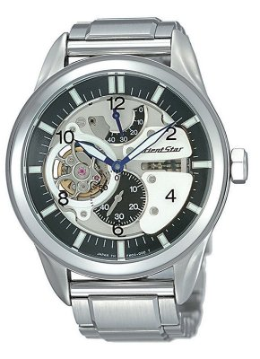 Relogio Orient Star Retro Automático YFH03002B0 masculino MADE IN JAPAN