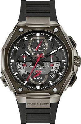 Relógio Bulova 98B358 Precisionist X  Masculino 300 metros