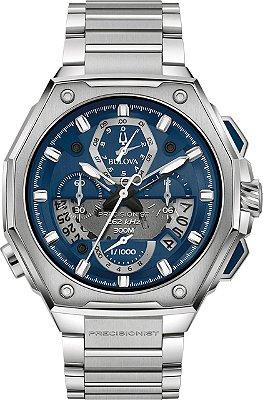 Relógio Bulova 96B349 Precisionist X  Masculino 300 metros