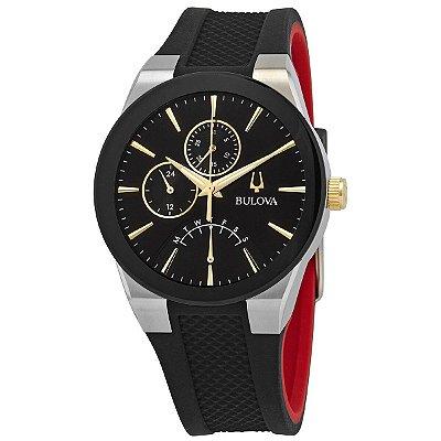 Relógio Bulova Futuro Millennia 98C138 masculino