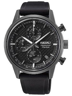 Relógio Seiko Titanium cronograph Ssb393b1 Masculino