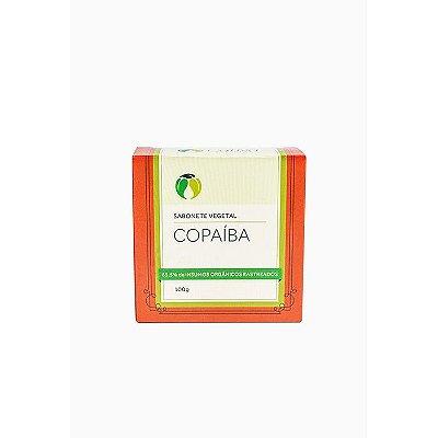 Sabonete Vegetal de Copaíba 100g - Cativa