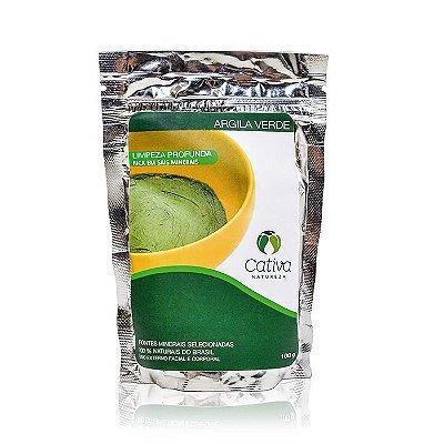 Argila Verde 100g - Cativa