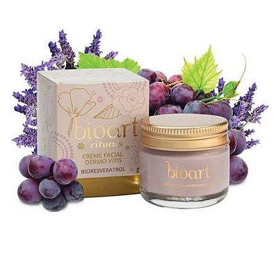 Creme Facial Bioresveratrol Bioart