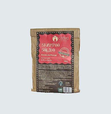 Shampoo Sólido de Pitanga 100g - Cativa