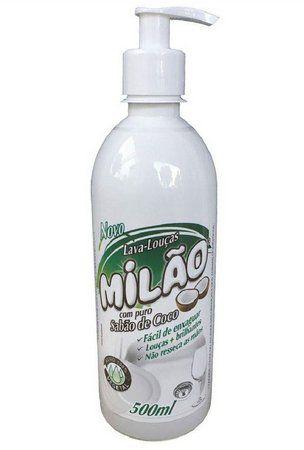 Lava louças de coco 100% vegetal Milão - 500ml