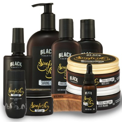 Kit Completão: linha completa Black Barts® Single Ron