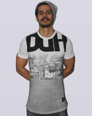 Camiseta Buh Field White