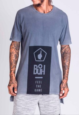 Camiseta Buh Feel The Game Stoned