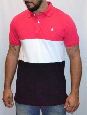 Camisa polo 1ST level Tree Collors
