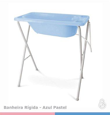 Banheira Rígida sem suporte - Galzerano - Azul
