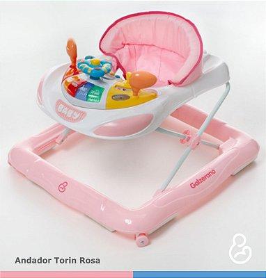 Andador Torin - Galzerano - Rosa