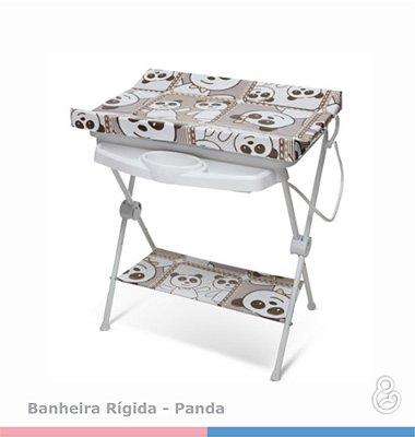 Banheira Luxo com Trocador - Galzerano - Panda