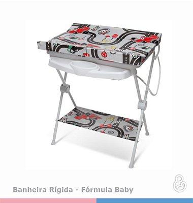 Banheira Luxo com Trocador - Galzerano - Formula Baby