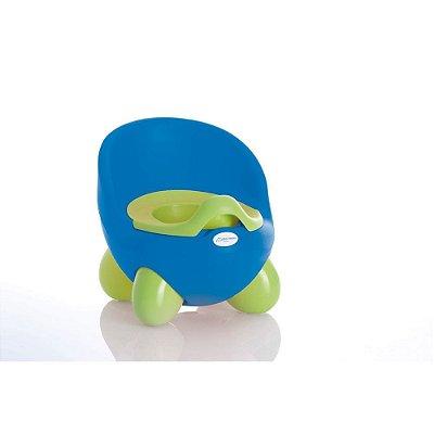 Troninho Infantil 2 Em 1 Learn Style Azul - Multikids Baby - BB203