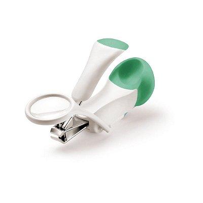 Cortador De Unha Trim Mini Nail Com Lupa Infantil - Multikids Baby - BB062