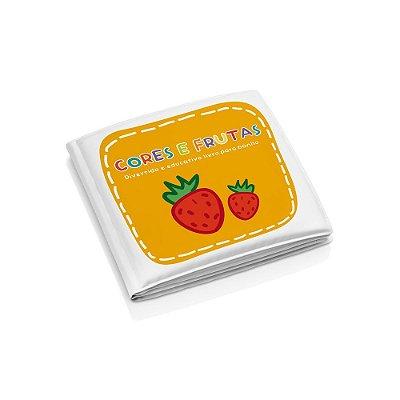 Livrinho de Banho Frutas - Multikids Baby - BB205