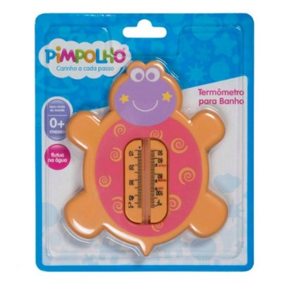 Termômetro de Banho de Tartaruga - Pimpolho - 0007830