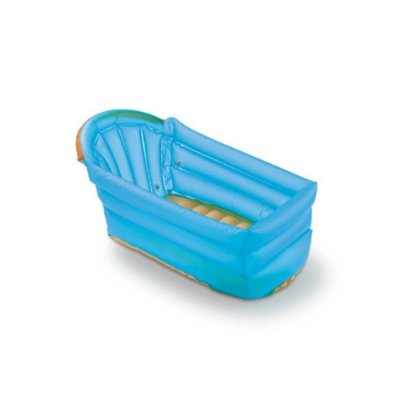 Banheira Inflável Bath Buddy Azul Multikids Baby - BB173