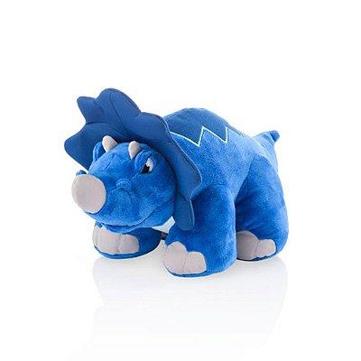 Pelúcia Dino Thunder Stompers Azul - Multikids Baby - BR358