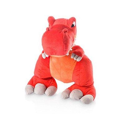Pelúcia Dino Thunder Stompers Vermelho - Multikids Baby - BR357