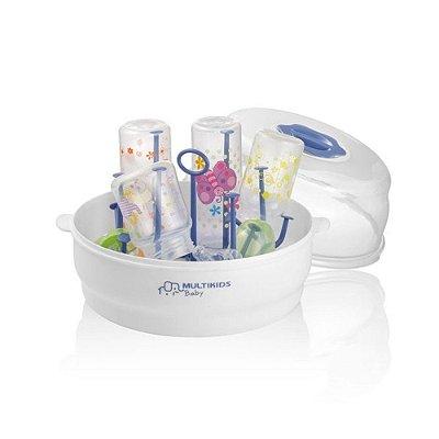 Esterilizador a Vapor para Micro Ondas Clean & Dry - Multikids Baby - BB170
