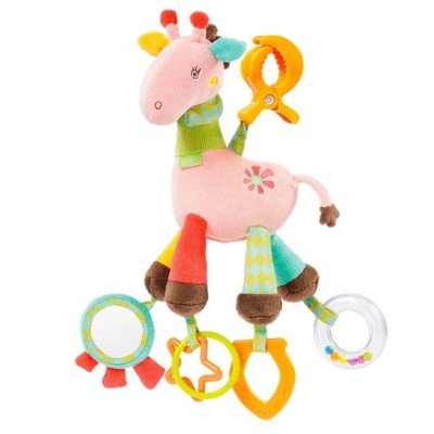 Bichinho de Atividades Girafa - Baby Fehn - Multikids Baby - BR311
